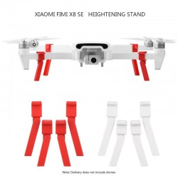 Landing gear for Xiaomi FIMI X8 SE - camera protection - extended feet