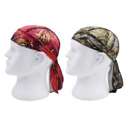 Cycling headscarf - multi colours
