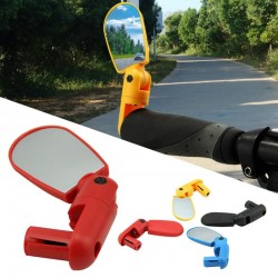 Universal - adjustable bicycle mirror