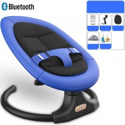 Baby rocking chair - electric - Bluetooth