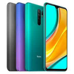 Xiaomi Redmi 9 Global Version - dual sim - NFC - 6.53 inch - 5020mAh - 4G - smartphone