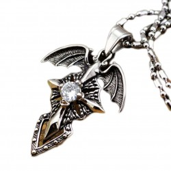 Devil necklace - men - 2 colours