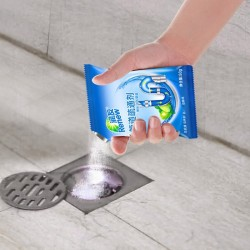 Sink drain cleaner - cleaning powder - toilet - 50g