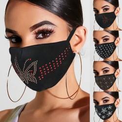 Women - reusable - washable - face mask - pm.25