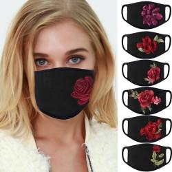 PM2.5 - Breathable Flower Mask - Dust - Washable - Reusable
