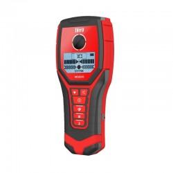 MD220 - Wall Metal Detector - Multifunctional - Wall Scanner - Red