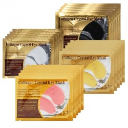 Crystal collagen eye mask - anti-wrinkle patches