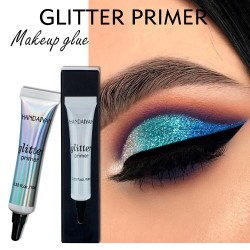 Eyeshadow glitter primer - waterproof