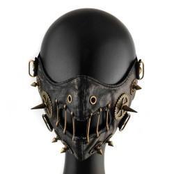 Steampunk Retro - Leather Mask - Unisex