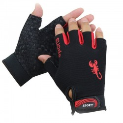 Fingerless Gloves - Non-slip - Breathable