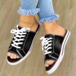 Beach Sandals - Converse Style