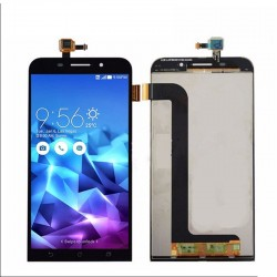 ASUS Zenfone Max zc550kl - LCD screen display - touch digitizer with frame