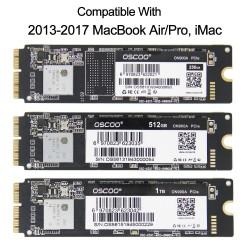 256GB - 512GB - 1TB - SSD memory for Macbook Air A1465 A1466 Macbook Pro Retina A1502 A1398 iMac A1419 A1418