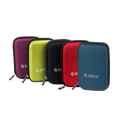 2.5 inch HDD protective storage bag