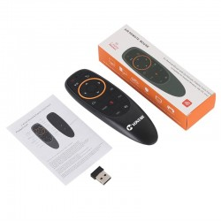 G10 / G10S Pro - voice remote controller for Android tv box - 2.4G wireless air mouse - gyro - IR