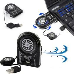 Mini USB cooling fan - LED - Notebook - laptop - computer