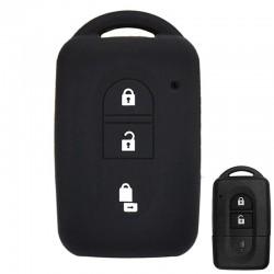 Silicone key case cover - Nissan - Qashqai - Micra - Juke - X-Trail - Navara