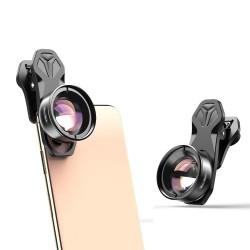 HD optic camera lens - 100mm macro lens - super macro lenses - for iPhone XS Max Samsung S9