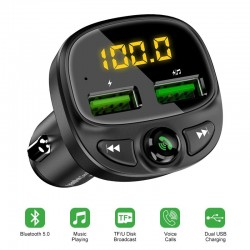Car charger - dual USB -...