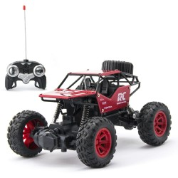 RC car - off-road truck - climbing / drifting - radio control - with remote control