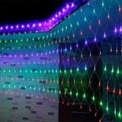 Christmas lights / mesh garland - LED string