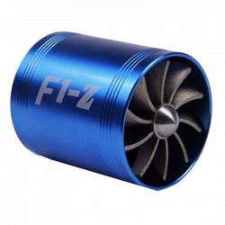 Universal Turbo Air Intake Turbine Gas Fuel Saver Supercharger |