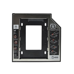 "9.5mm universal SATA Caddy SSD HDD 3.0 2.5\\"" case hard drive disk enclosure"