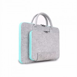 Macbook Air Pro Retina Wool Felt Bag Briefcase