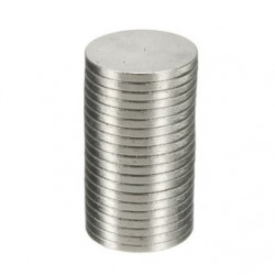 N50 Neodymium Magnet Strong Round Disc 10 * 1mm 100pcs