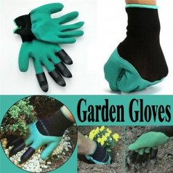 Breathable Waterproof Non-Slip Protective Garden Gloves