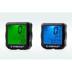 Bicycle Bike digital speedometer computer waterproof with backlight