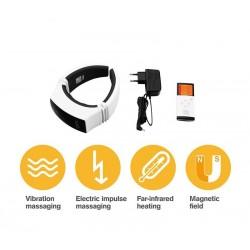 Wireless Remote Control Neck Massager