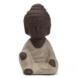 Mini monk figurine - Buddha statue
