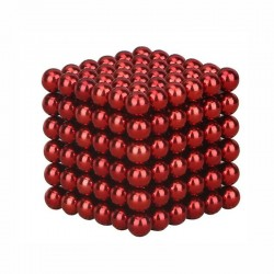 5mm Neodymium Spheres Magnetic Balls 216 pcs Color