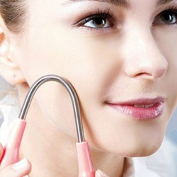 Mini Portable Manual Face Hair Removal