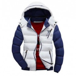 Thick Hooded Thermal Warm Jacket