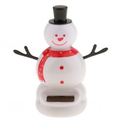 Solar Powered Bobbling Dancing Figure Toy