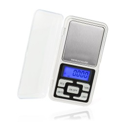 Digital pocket weight scale precision 200g max / 0.01g with backlight