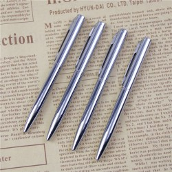 Metal mini rotating ball pen