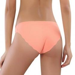 Seamless ultra thin underwear briefs