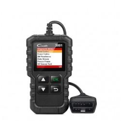 X431- 3001 full OBD2 OBDII read codes - car diagnostic scan