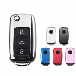 Keychain / car key cover case for Volkswagen VW Passat Golf Jetta Bora Polo Sagitar Tiguan