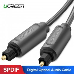 Ugreen - digital optical audio cable Toslink SPDIF - 1m 1.5m 2m 3m