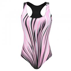 One-piece sport swimsuit - spandex