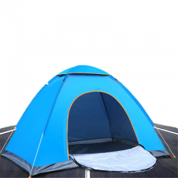 Automatic quick open - waterproof camping tent - UV protection
