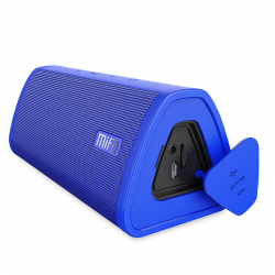 10W Bluetooth wireless speaker - waterproof - supports 32GB micro SD