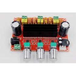 12-24V TPA3116 D2 50Wx2 100W - audio digital subwoofer - power amplifier board