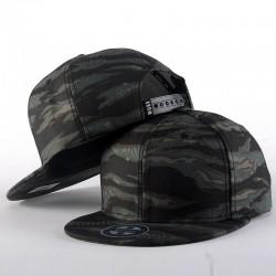 Hip-hop camouflage baseball cap - unisex