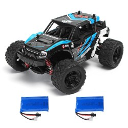 HS 18311/18312 1/18 35km/h 2.4G 4CH 4WD - high speed - climber crawler - RC car - two battery